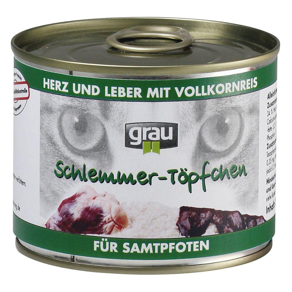 Grau Gourmet Saver Pack 24 x 200g - Variant I