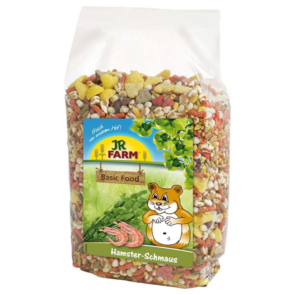JR Farm Feast for Hamsters - 600g