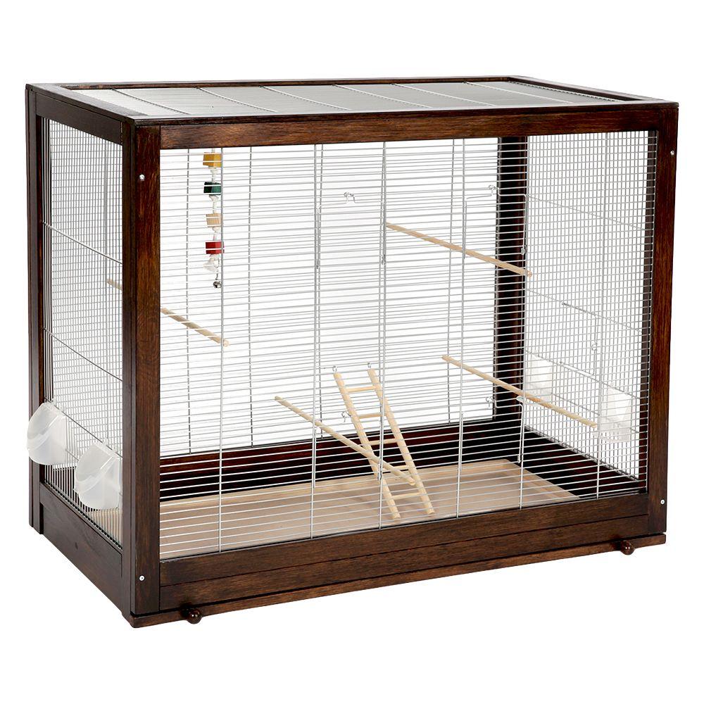 Oiseau Cage Cages et volières en bois