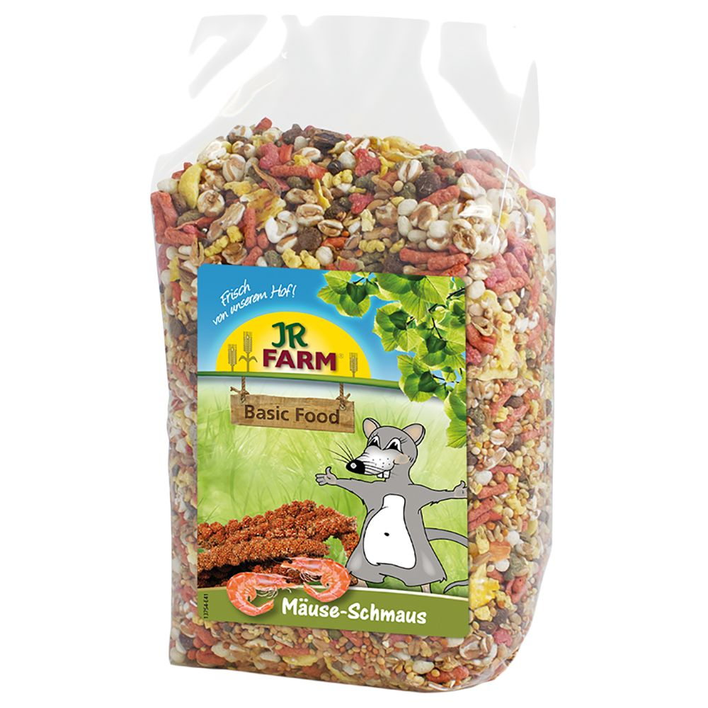 JR Farm Feast for Mice - 600g