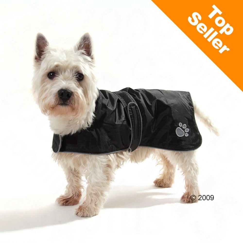 Płaszczyk dla psa Trixie Tcoat Orléans - Dł. grzbietu: 45 cm