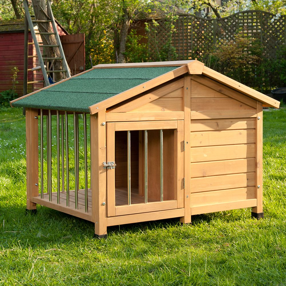 Dog Kennel Sylvan Special is the ideal kennel if you need to leave your dog on his own for short times and don't want to leave him inside the home. This kennel off...
