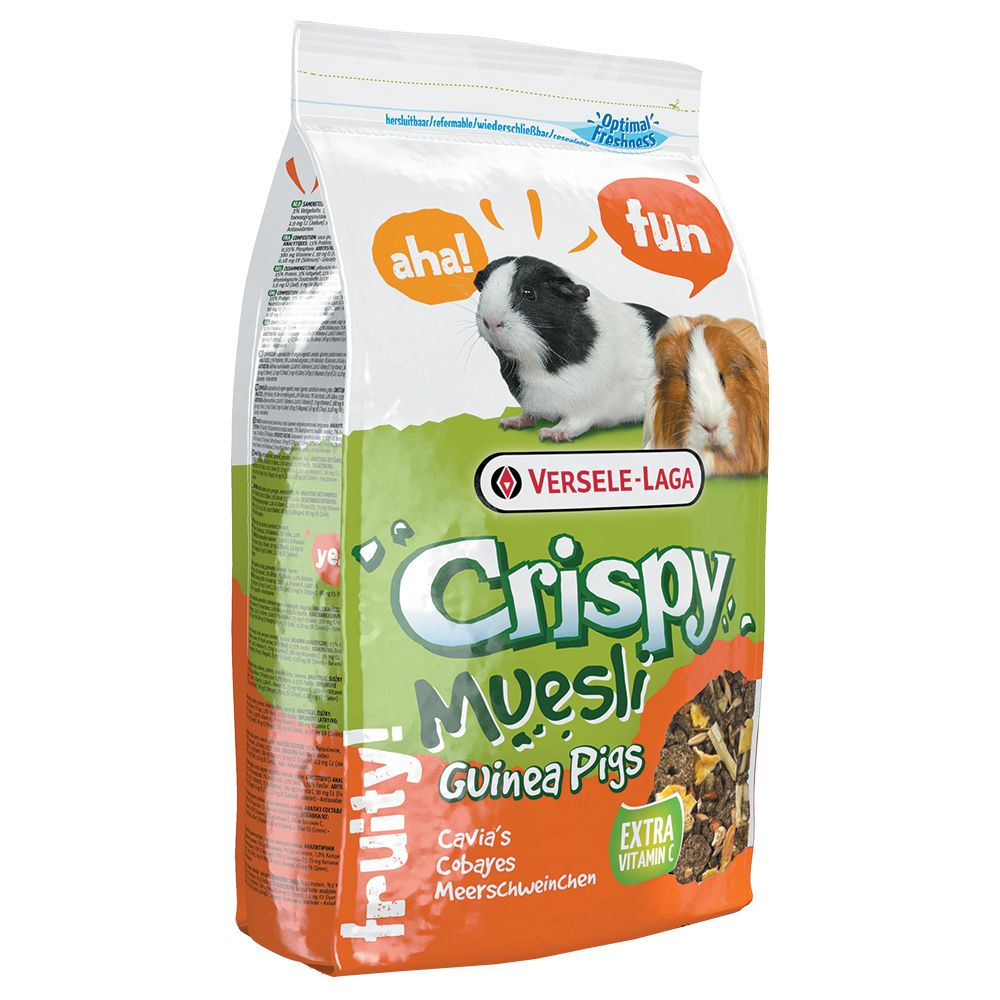 Crispy Muesli – Guinea Pig - 20kg