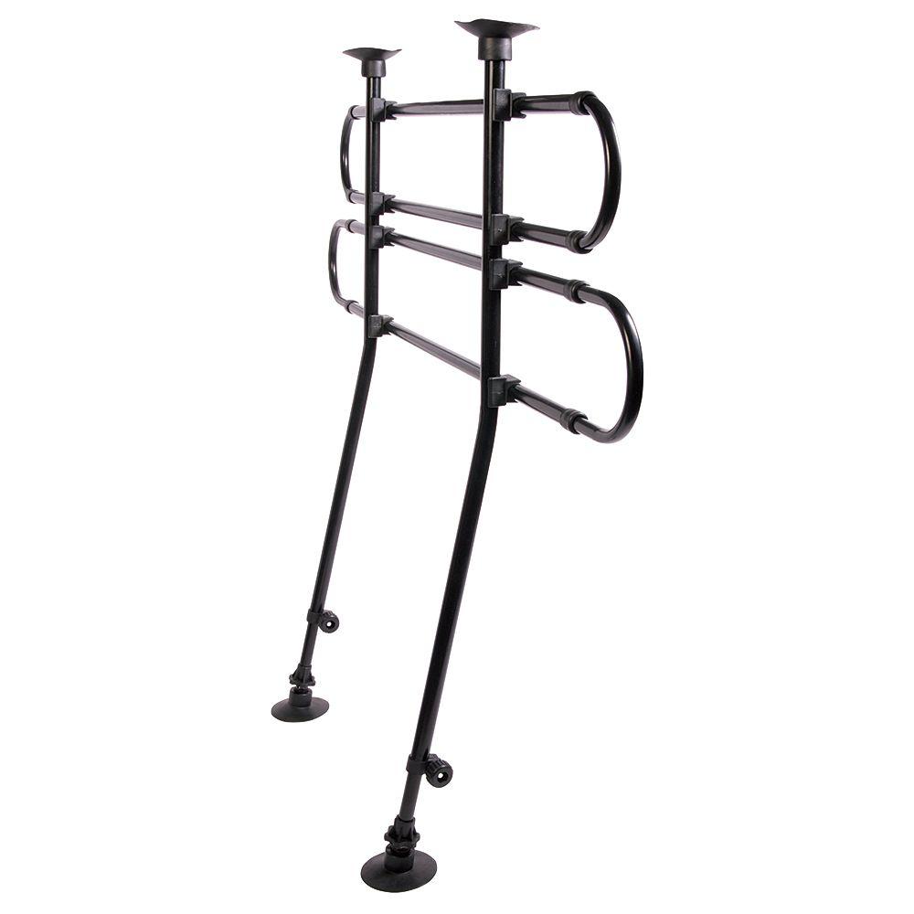 Trixie Angled Protective Car Boot Bars - 85 – 140 x 75 – 110 cm (W x H)