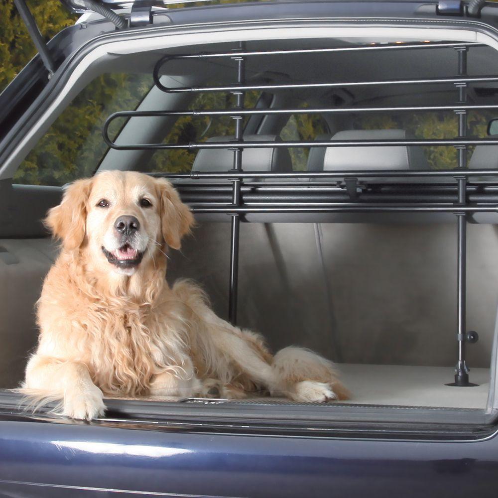 Trixie Protective Car Boot Bars - 85 – 140 x 75 – 110 cm (W x H)