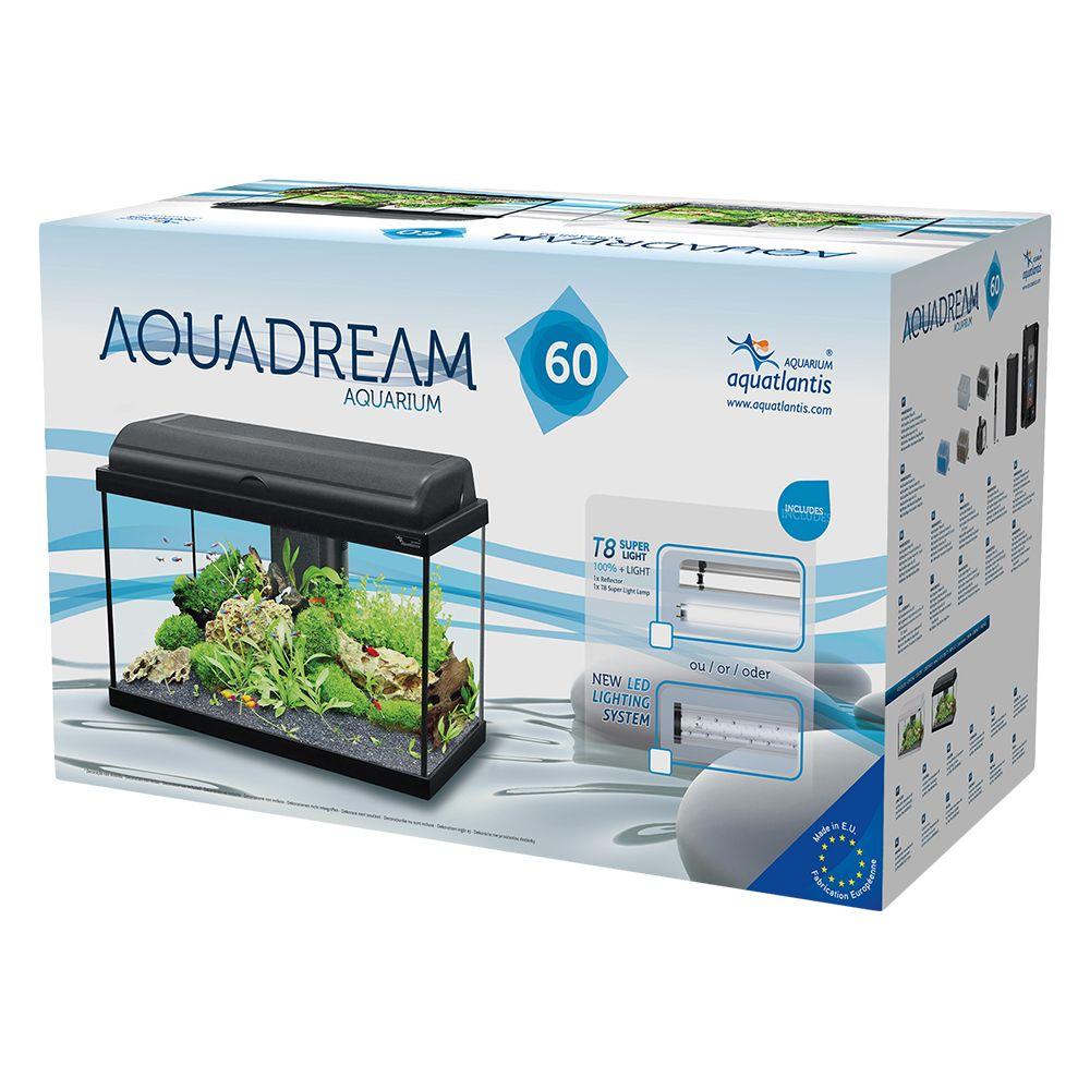 Aquatlantis Aquadream 60 Aquarium Set