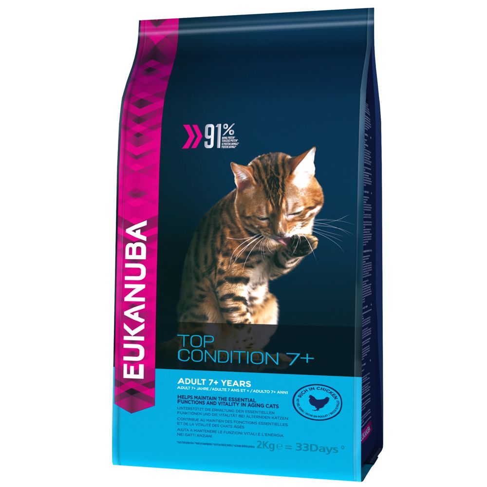 Eukanuba Top Condition 7+ Mature / Senior - 2 kg
