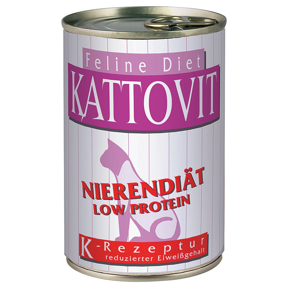 Kattovit Kidney/Renal (Renal Failure) - Saver Pack: 12 x 400g