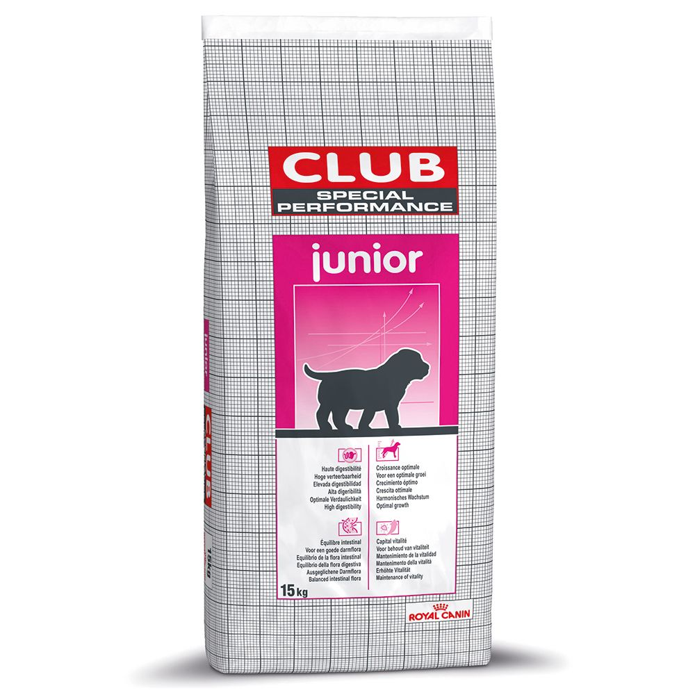 Royal Canin Special Club Performance Junior - 15 kg