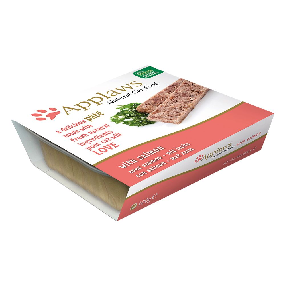 Applaws Cat Food Pâté Saver Pack 20 x 100g - Chicken