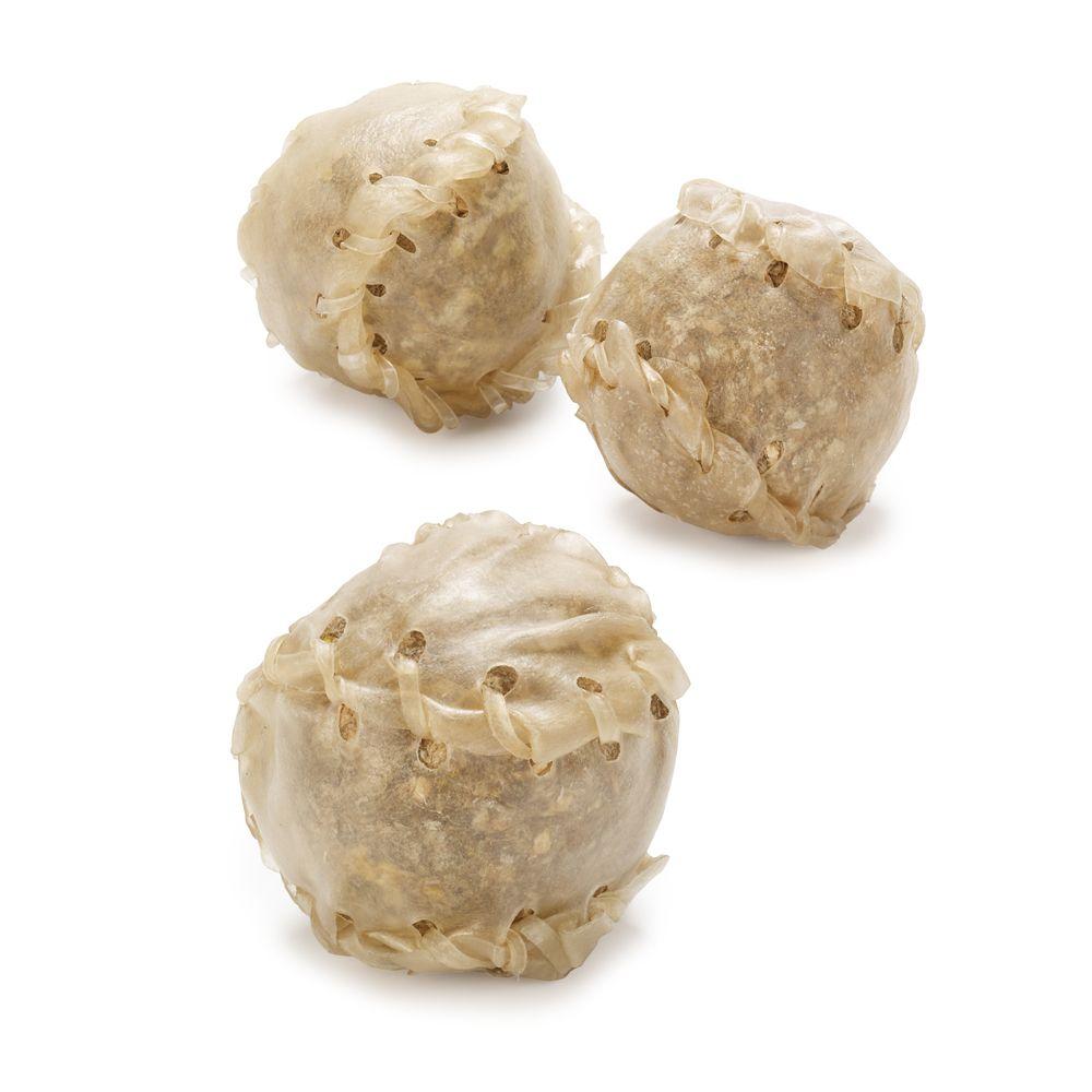 Barkoo Chew Balls - 6 Chews (approx. 4.7cm each)
