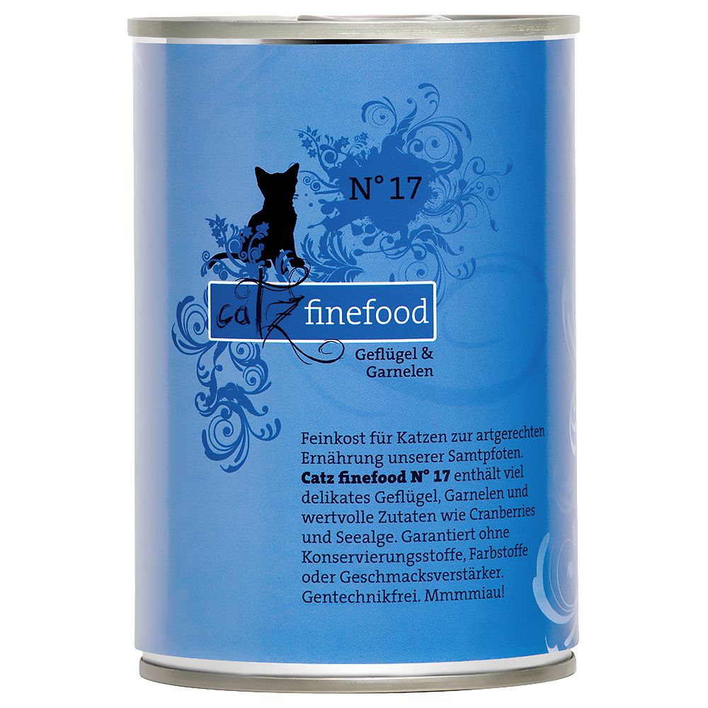 Mixed Trial Pack I Catz finefood Wet Cat Food