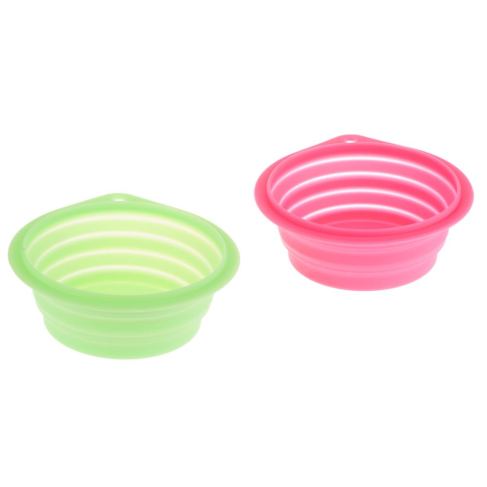 Silicone Travel Bowl - 0.5 litre