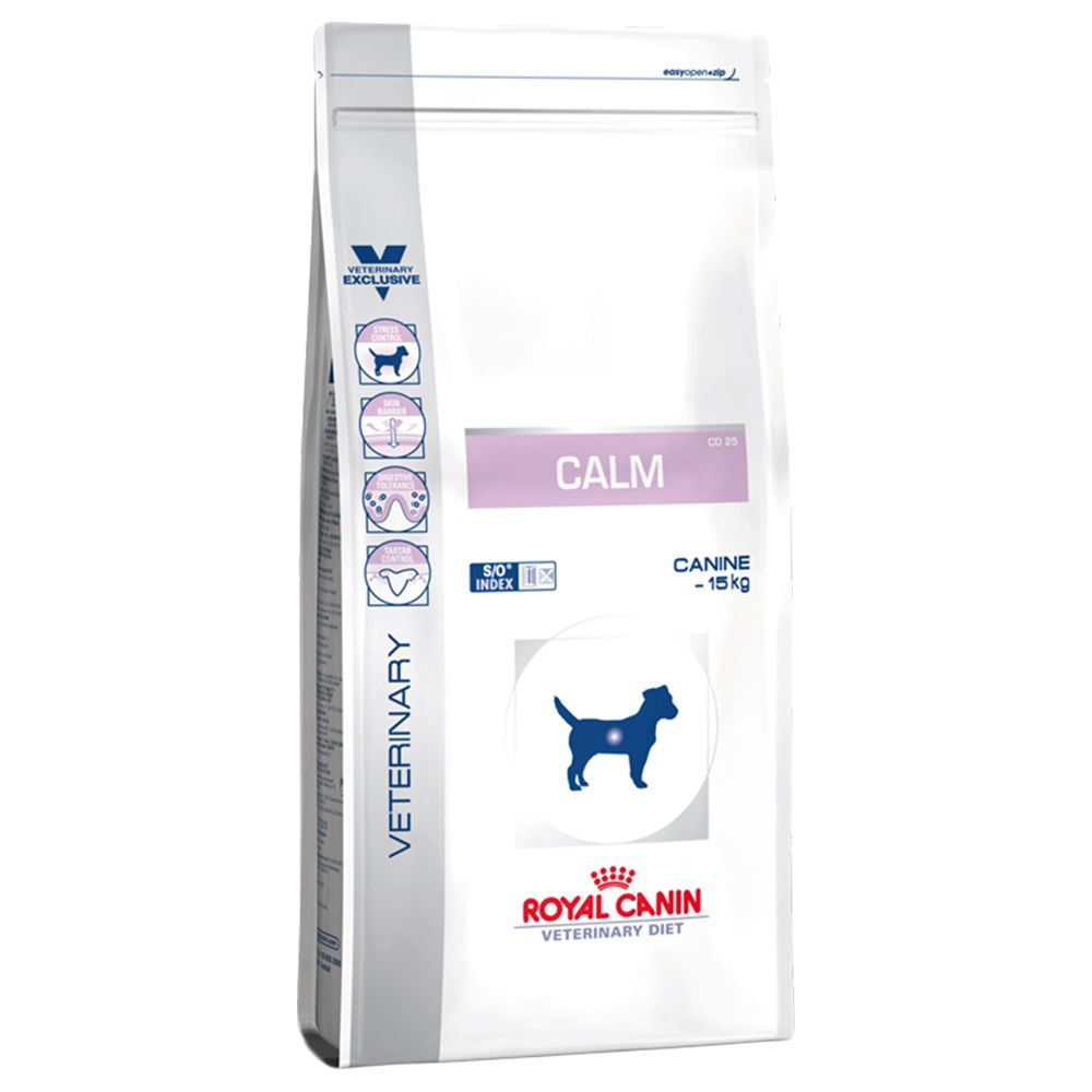 CD25 Calm Royal Canin Veterinary Dry Dog Food