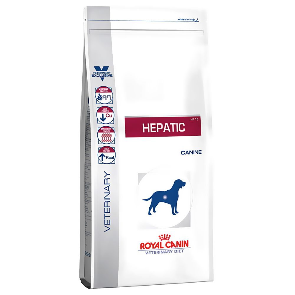 Royal Canin Veterinary Diet Dog - Hepatic HF 16 - 6kg