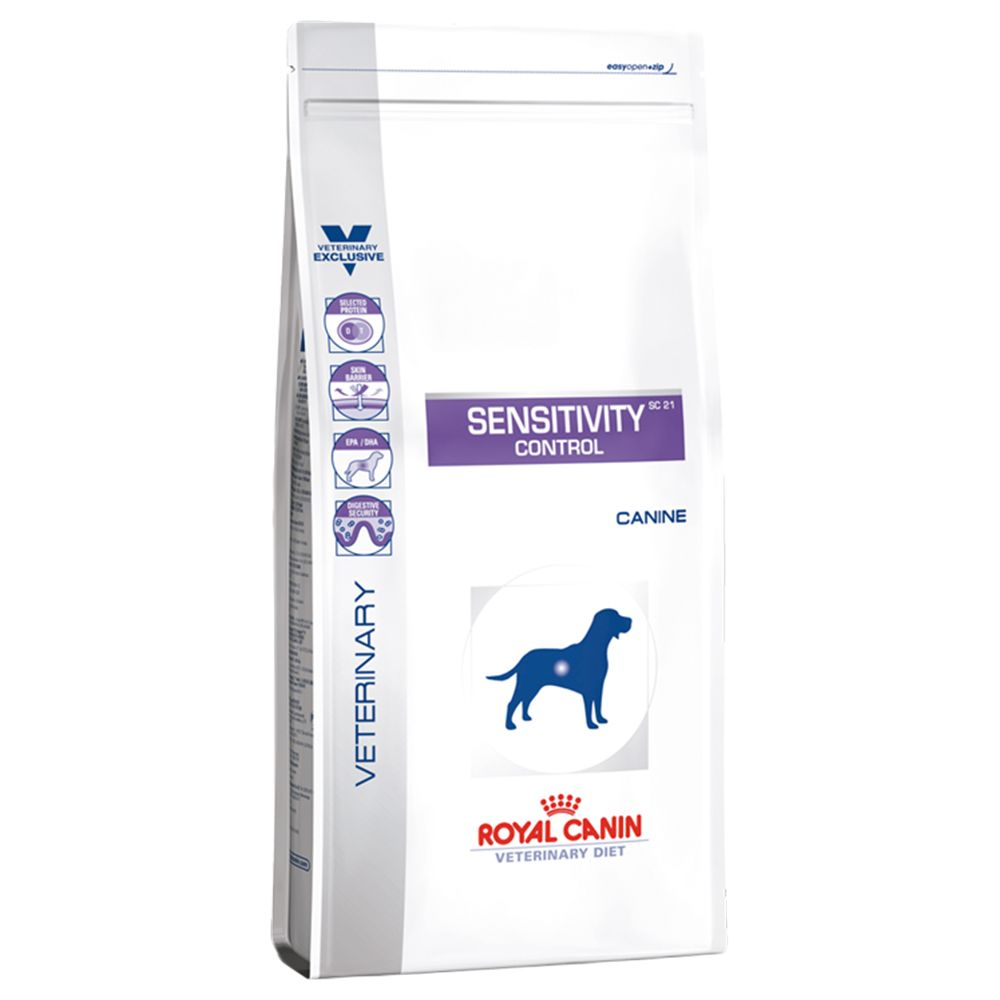 Royal Canin Veterinary Diet Dog - Sensitivity Control SC 21 - 14kg