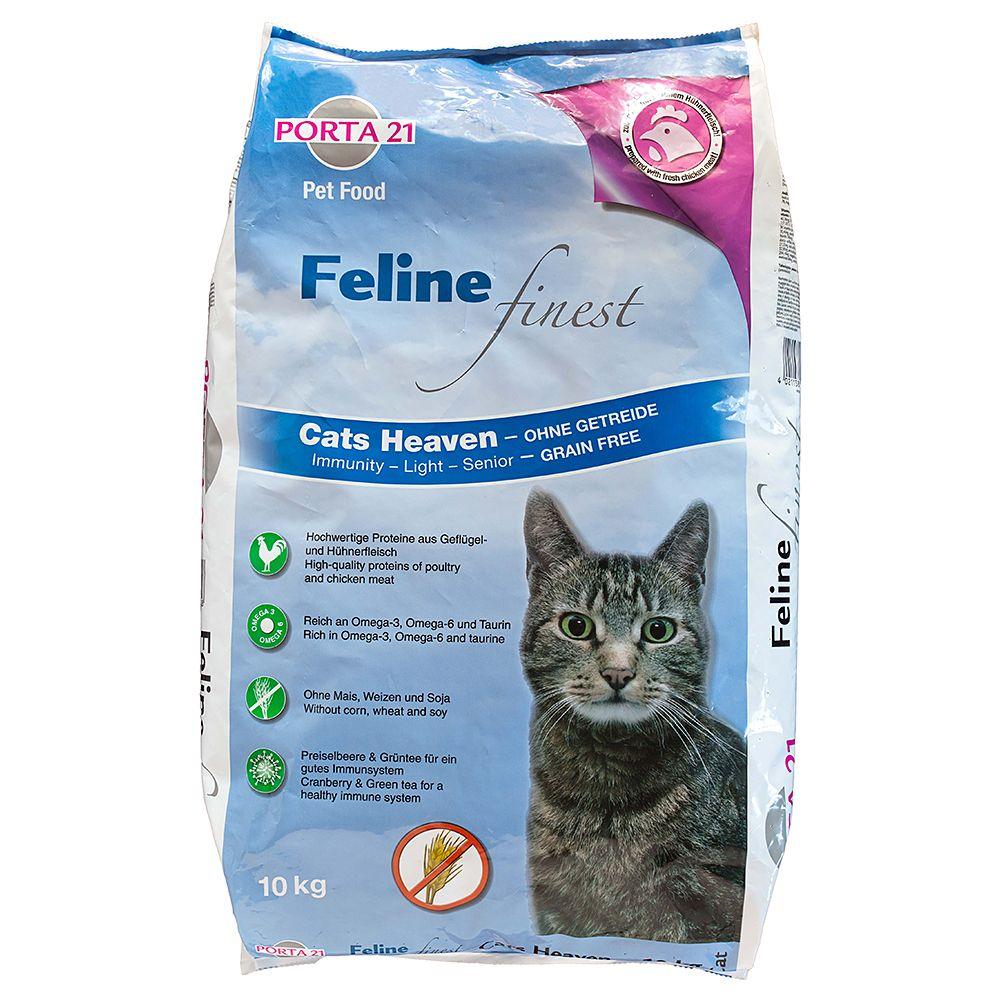 Porta 21 Feline Finest Cats Heaven - 10kg