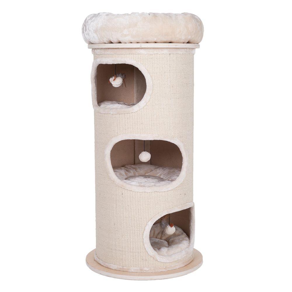 Wieża Natural Paradise Premium drapak dla kota - Wys. x Ø: 113 x 55 cm