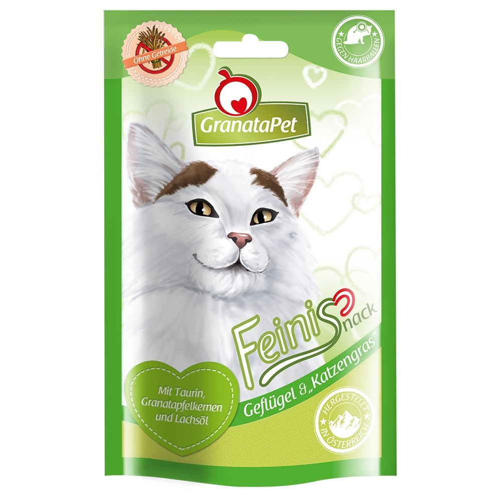 GranataPet Feinis Cat Snacks