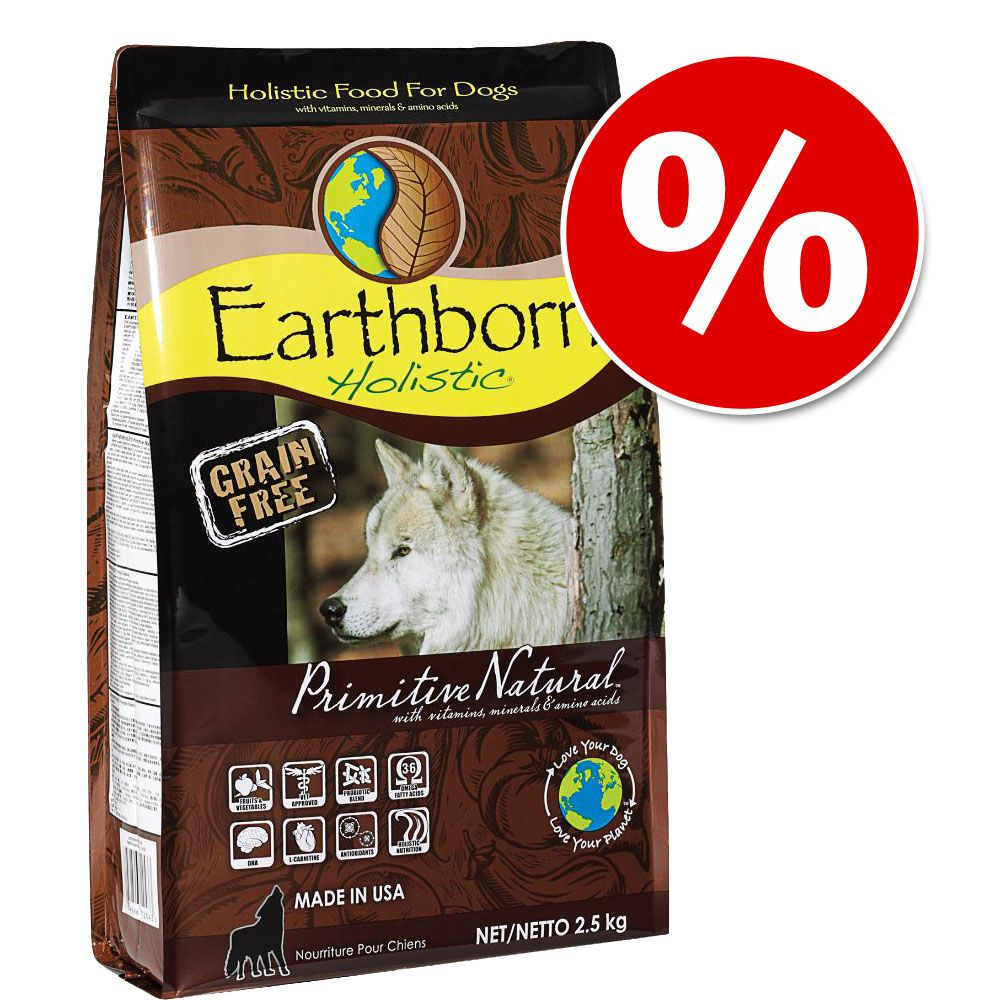 2,5 kg Earthborn Holistic