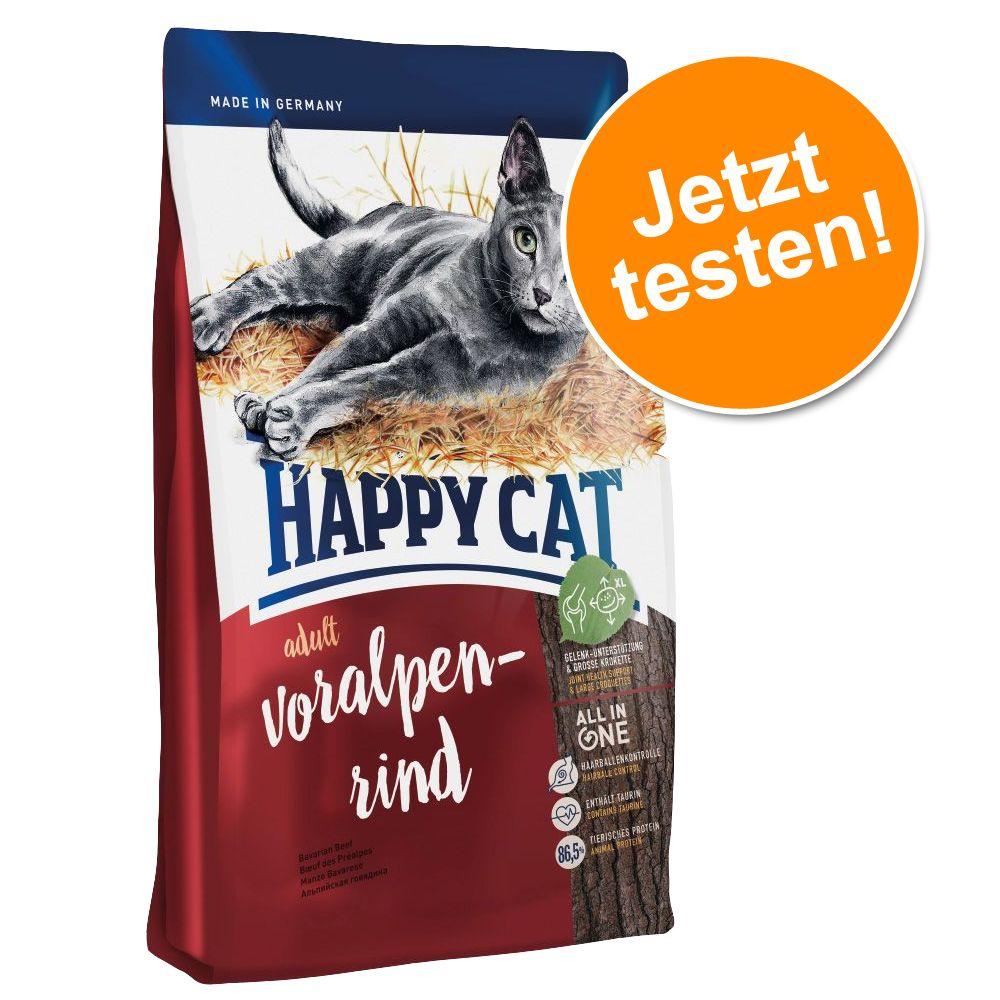 Happy Cat Trockenfutter Preisvergleich