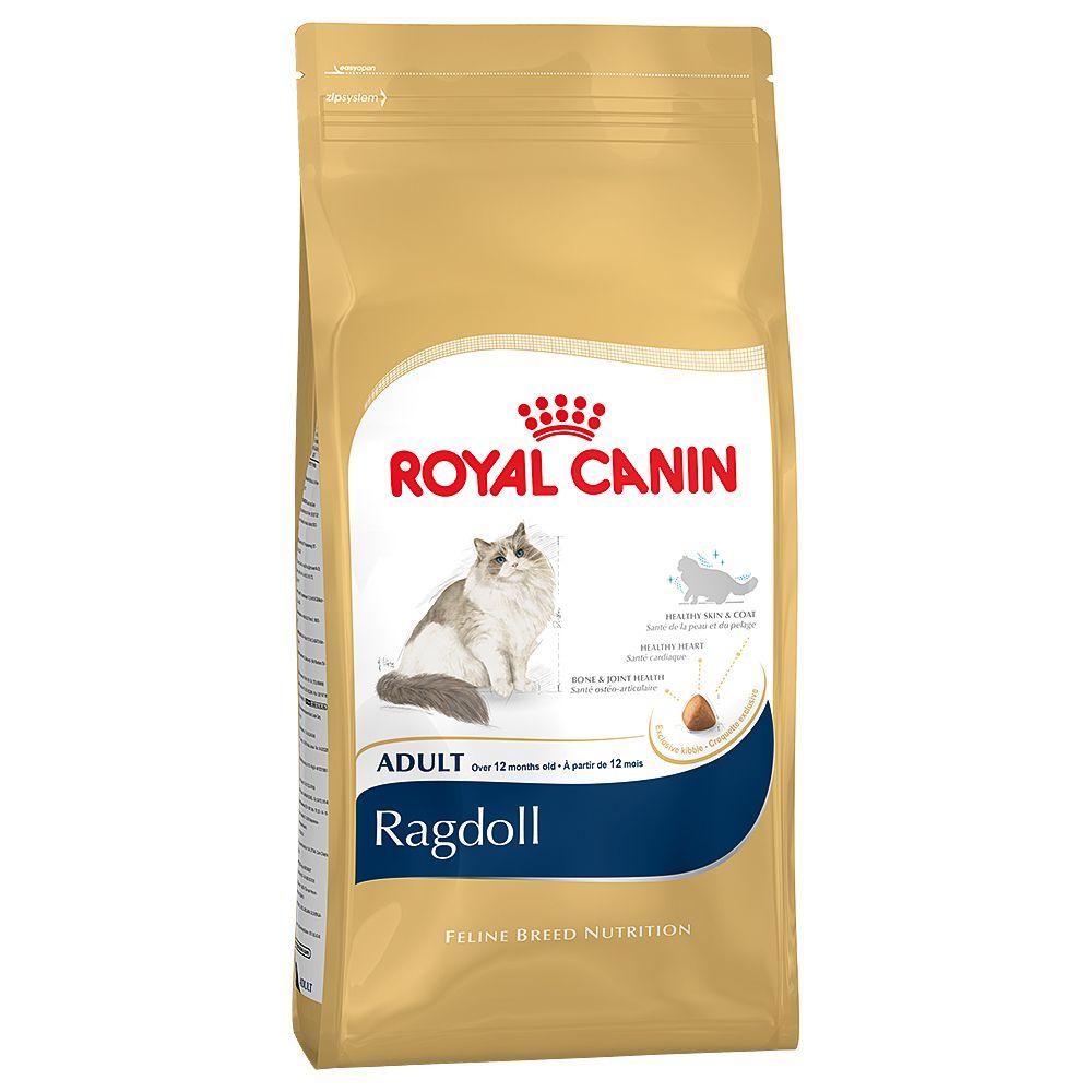 Foto Royal Canin Ragdoll - 2 kg Royal Canin Felin Breed Ragdoll
