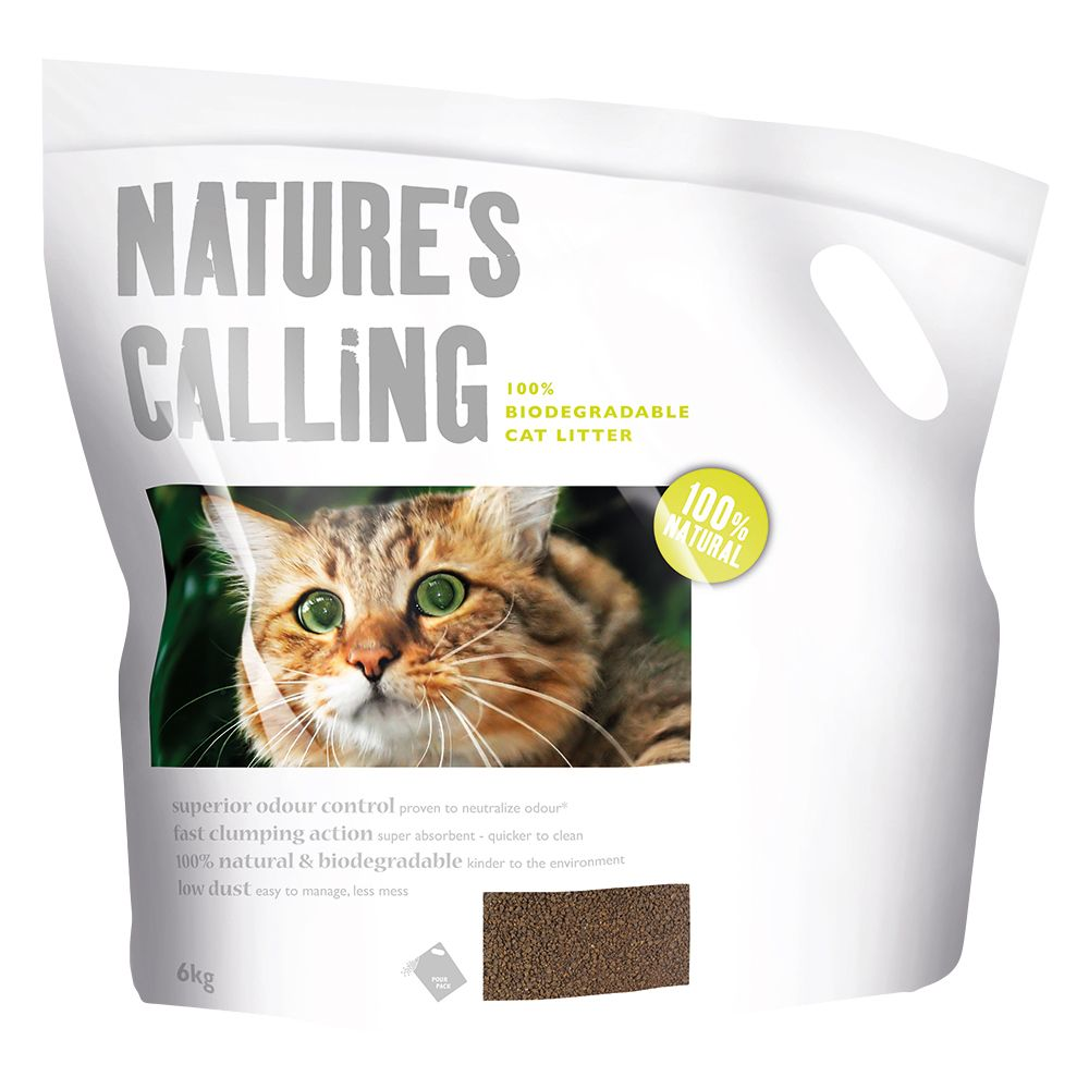 Applaws Nature's Calling Cat Litter - 6kg
