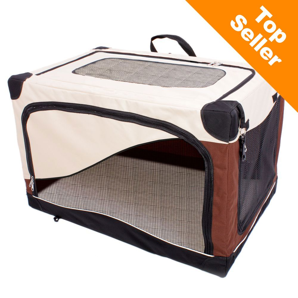 Foto Trasportino Pet Home - XL: L 106 x P 71 x H 68,5 cm zooplus Exclusive