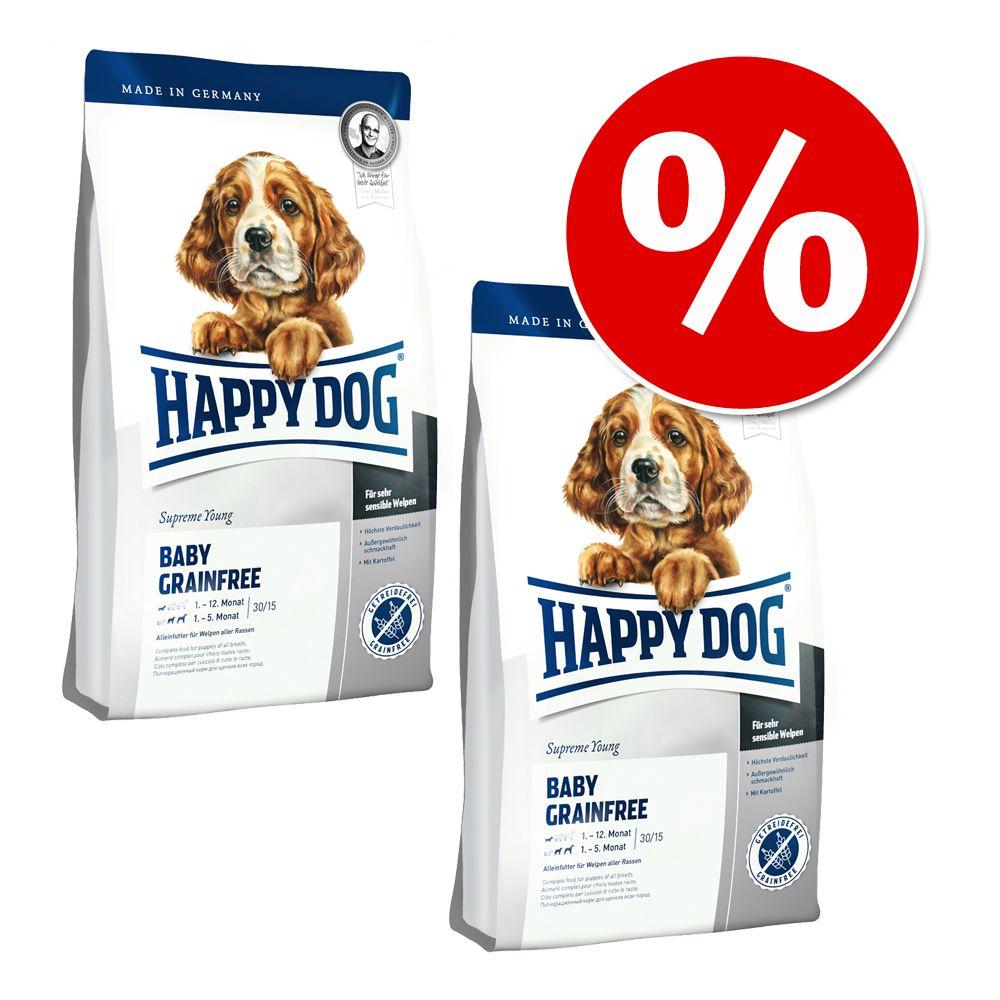 Sparpaket: Happy dog supreme Baby grainfree - Sparpaket: 2 x 12,5 kg