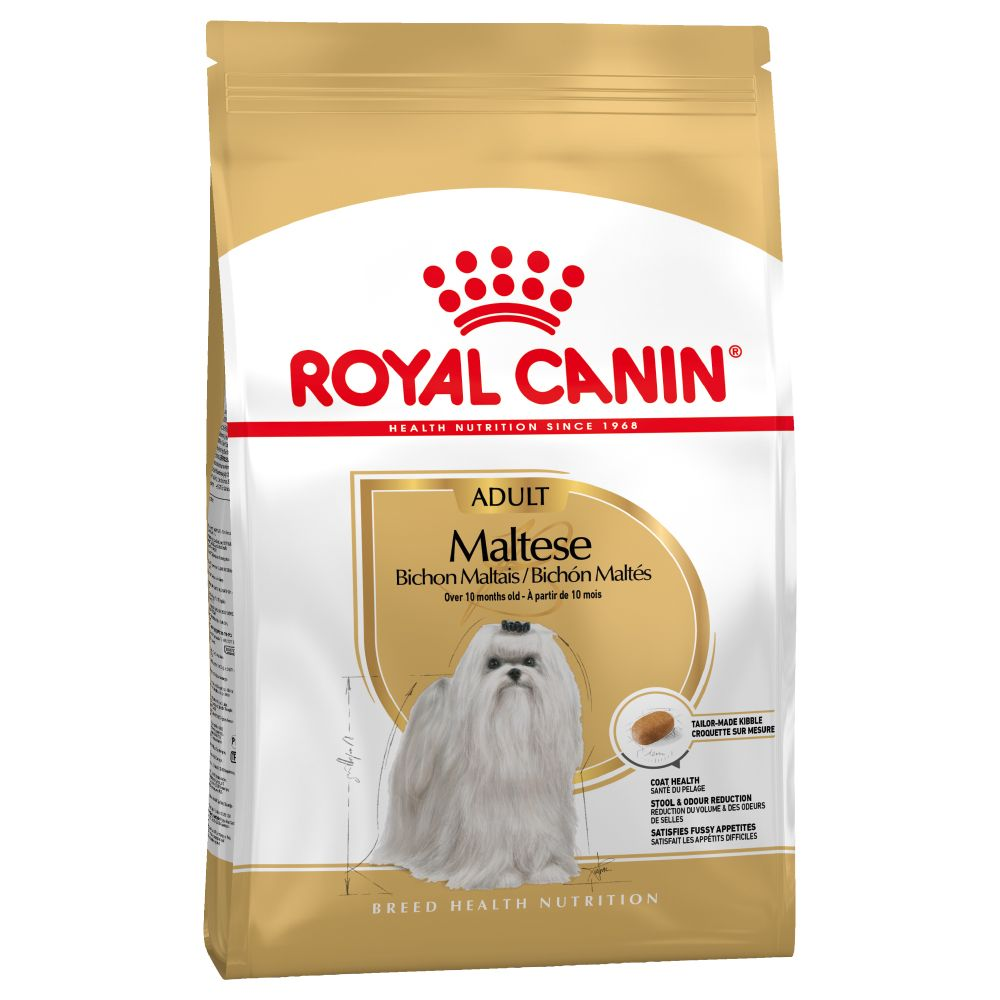 2x1.5kg Maltese Adult Royal Canin Dog Food