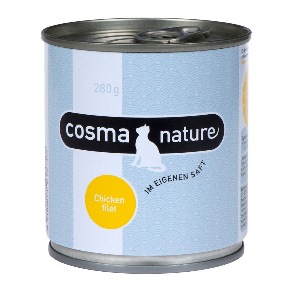Chat Boîtes et sachets ★ Cosma Nature Boîtes Cosma Nature Adulte