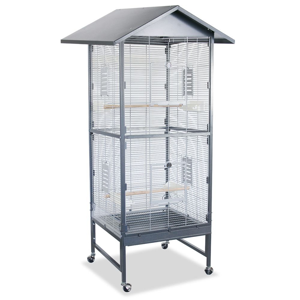 Montana Cages are premium quality bird cages of excellent workmanship. They demonstrate a fascination with and great love of animals. Constructed specifically with...