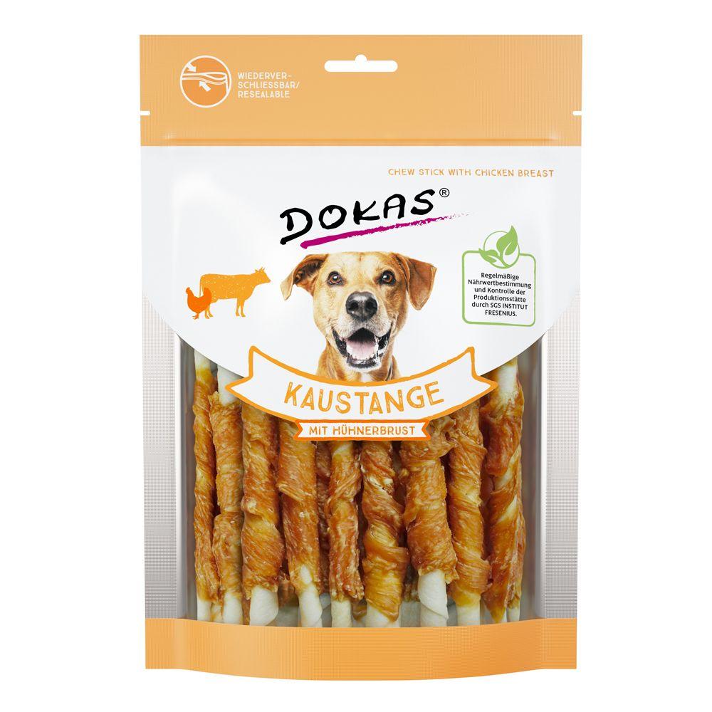 200g blancs de poulet Dokas - Friandises pour Chien