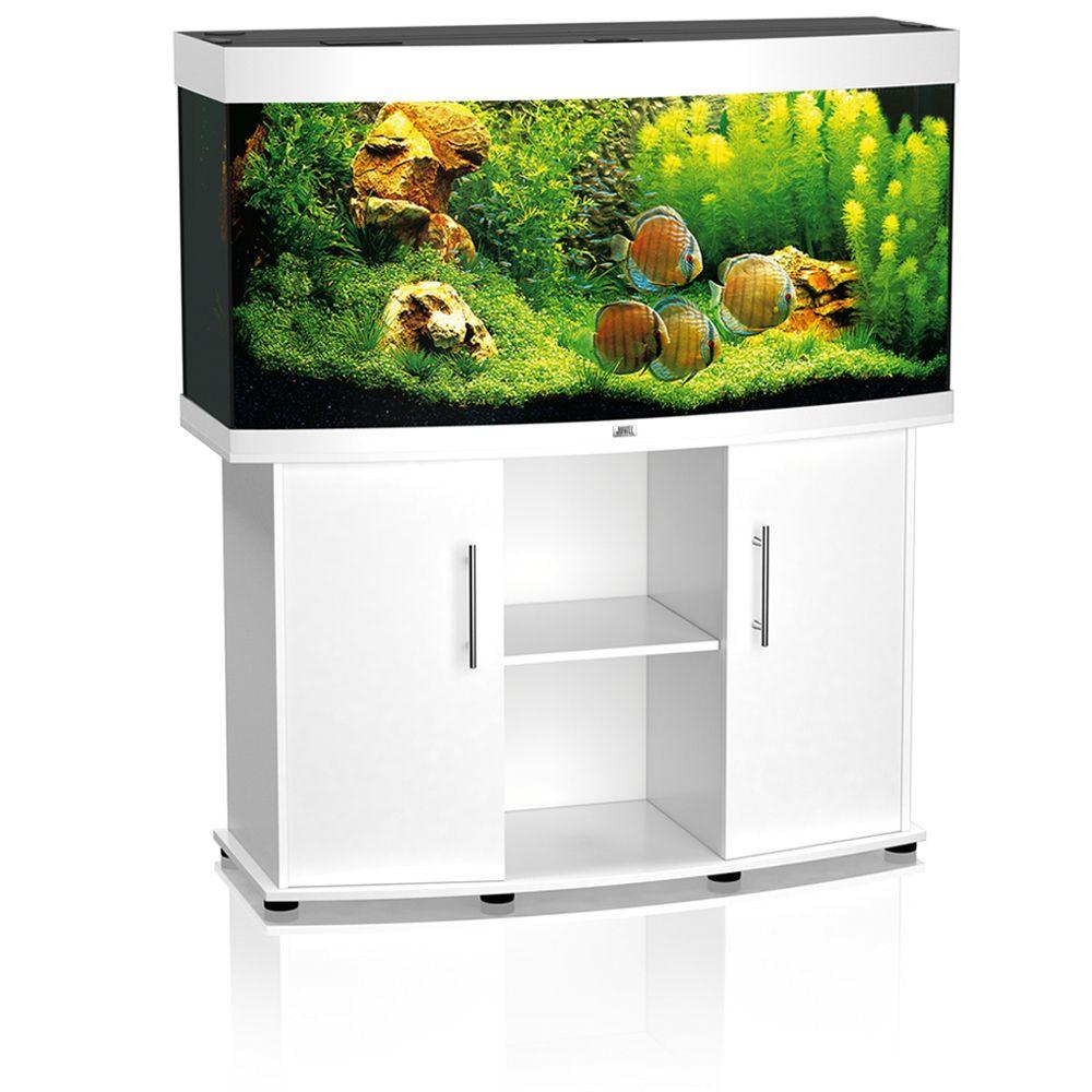Akwarium Juwel Vision 260 - zestaw - białe