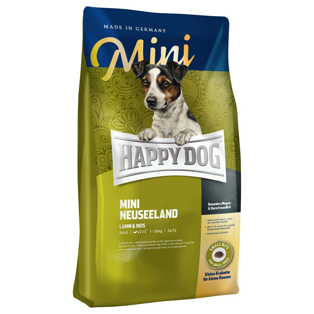Happy Dog Supreme Mini New Zealand - 4kg