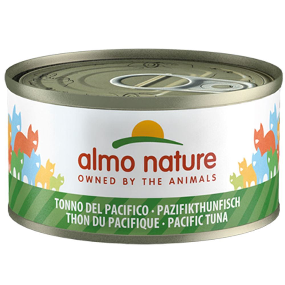 24 x 70g Almo Nature Wet Cat Food