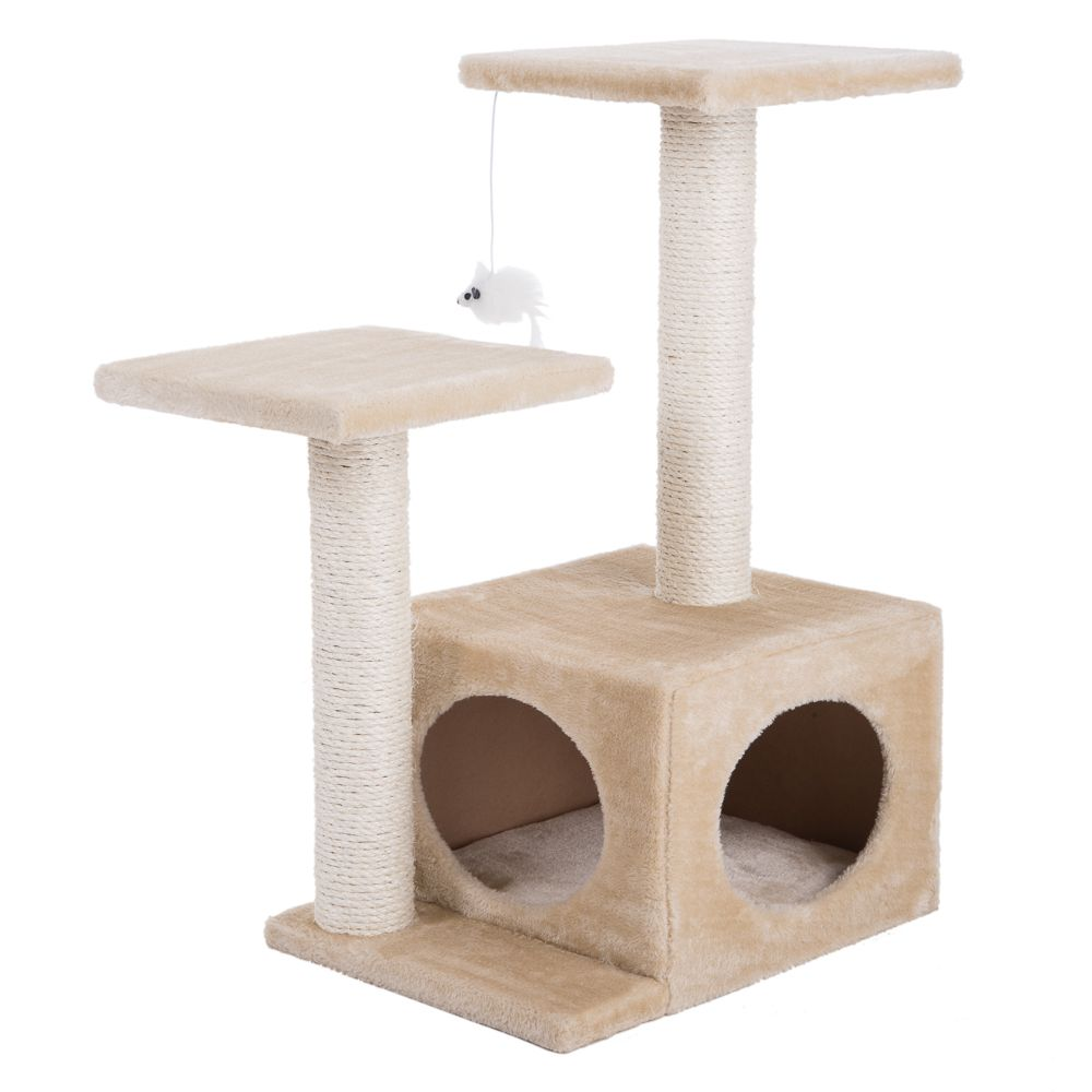 Oasis Cat Tree - Beige