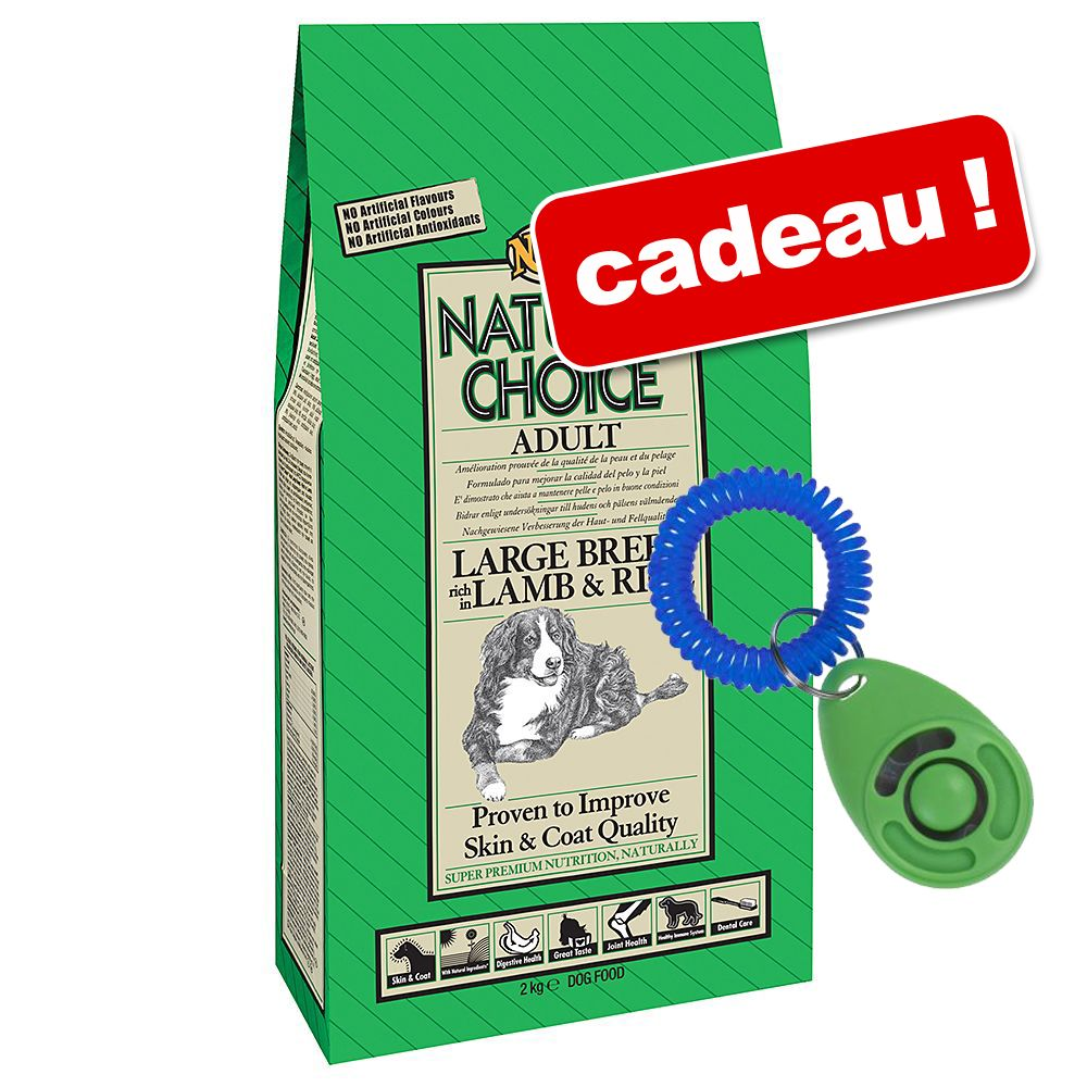 Chien Croquettes Nutro Choice