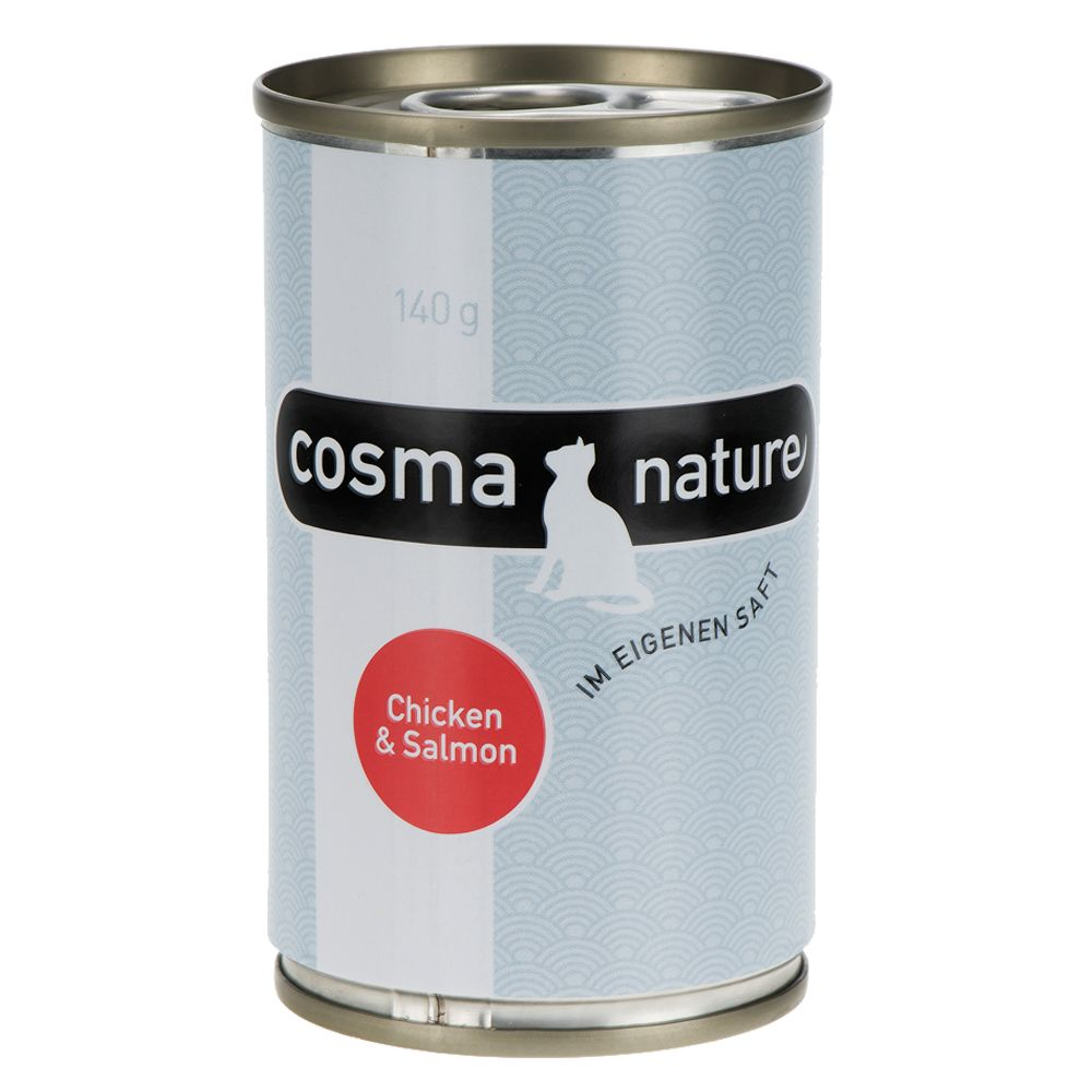 Cosma Nature 6 x 140g