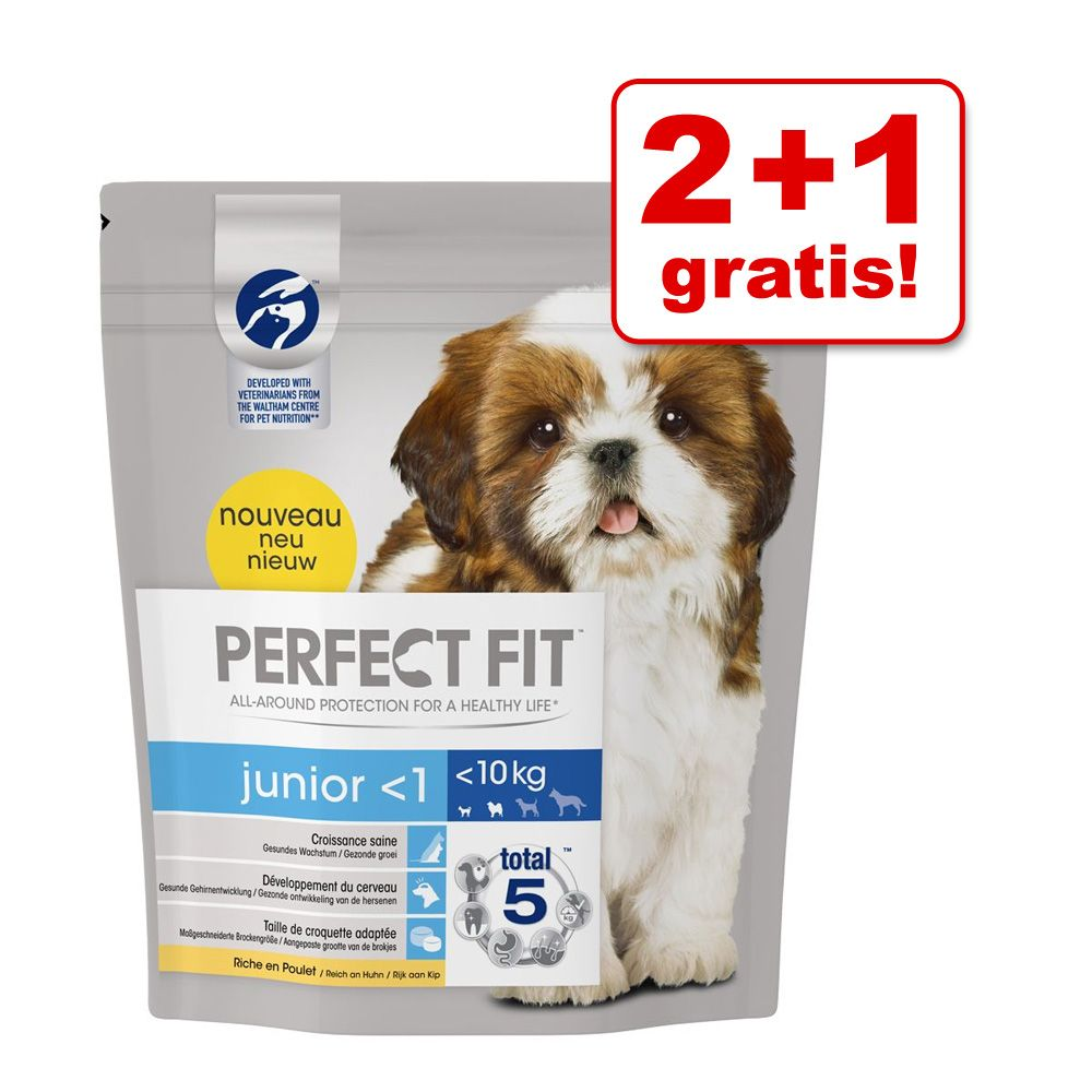 2 + 1 gratis! Perfect Fit