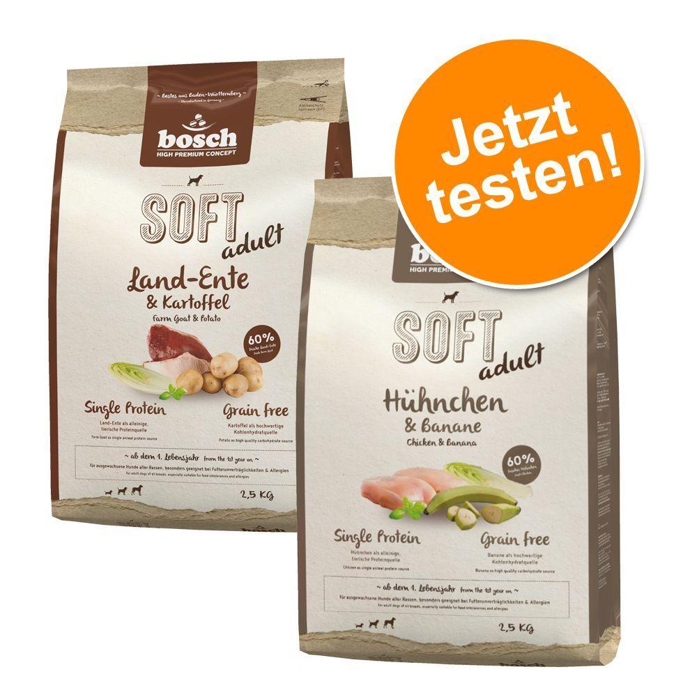 Probierpaket: Bosch Soft 2 Sorten zum Sparpreis...