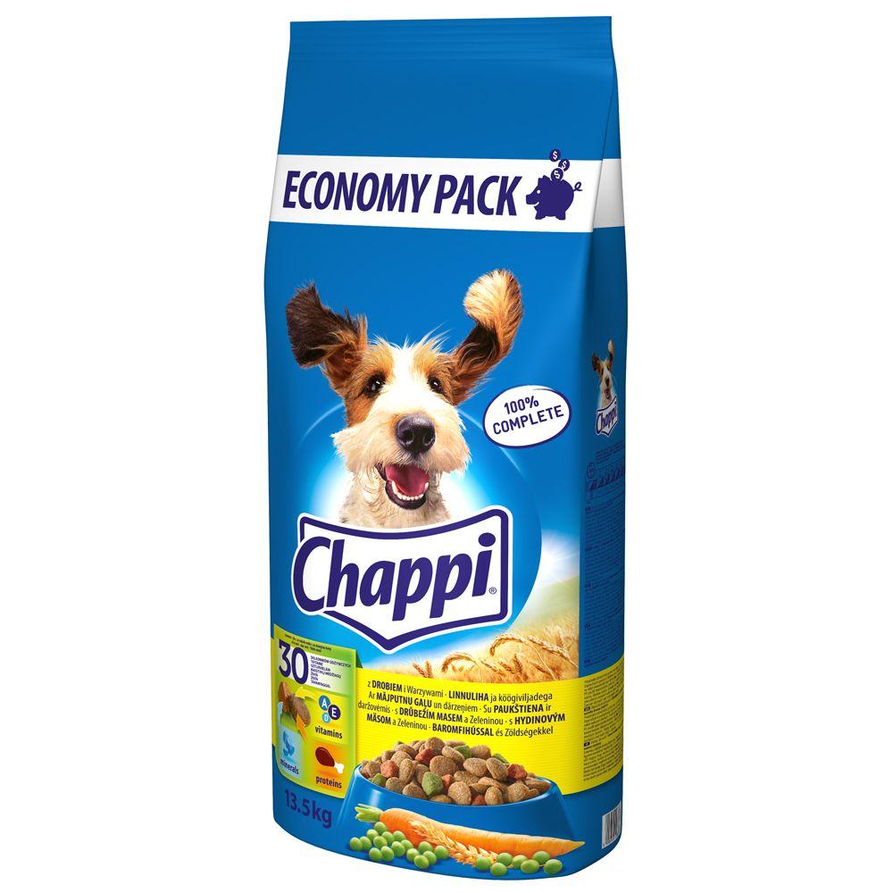Chappi, drób - 13,5