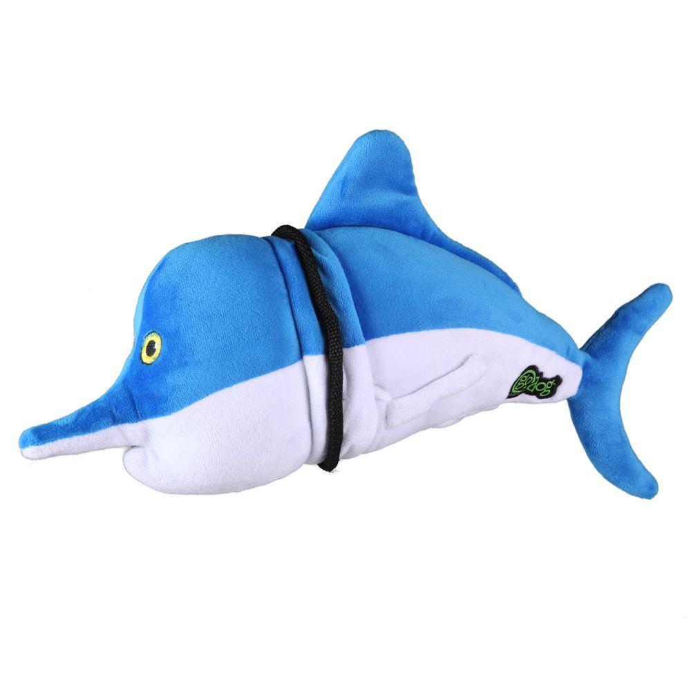 goDog RipZzz Marlin Dog Toy - approx. 36 x 12 x 8 cm (L x W x H)