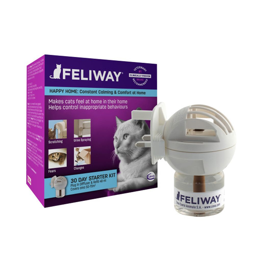 Refill Multi Pack Feliway Vial Only