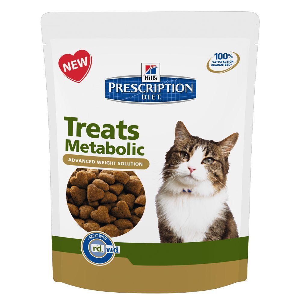 Hill's Prescription Diet Feline Metabolic Snack - Saver Pack: 3 x 70g