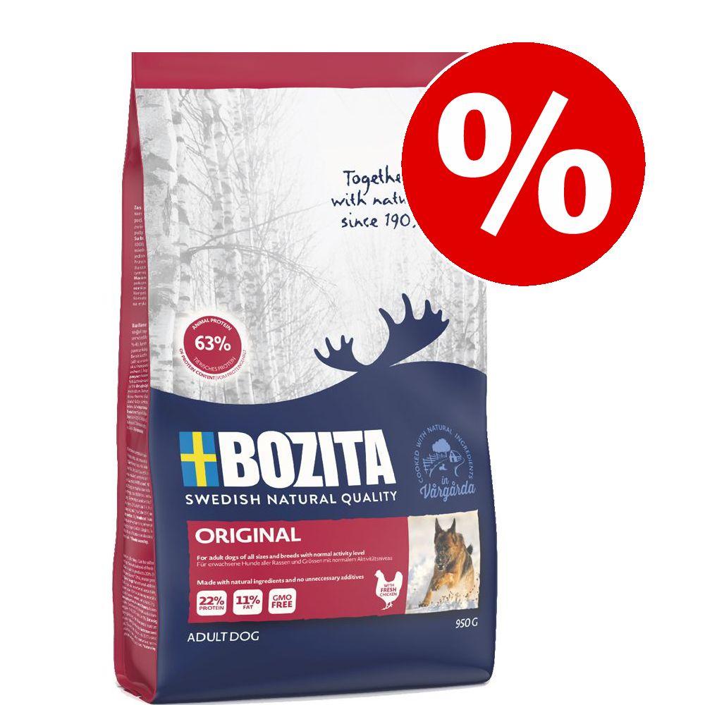 Kleingebinde Bozita zum Sonderpreis! - Naturals...