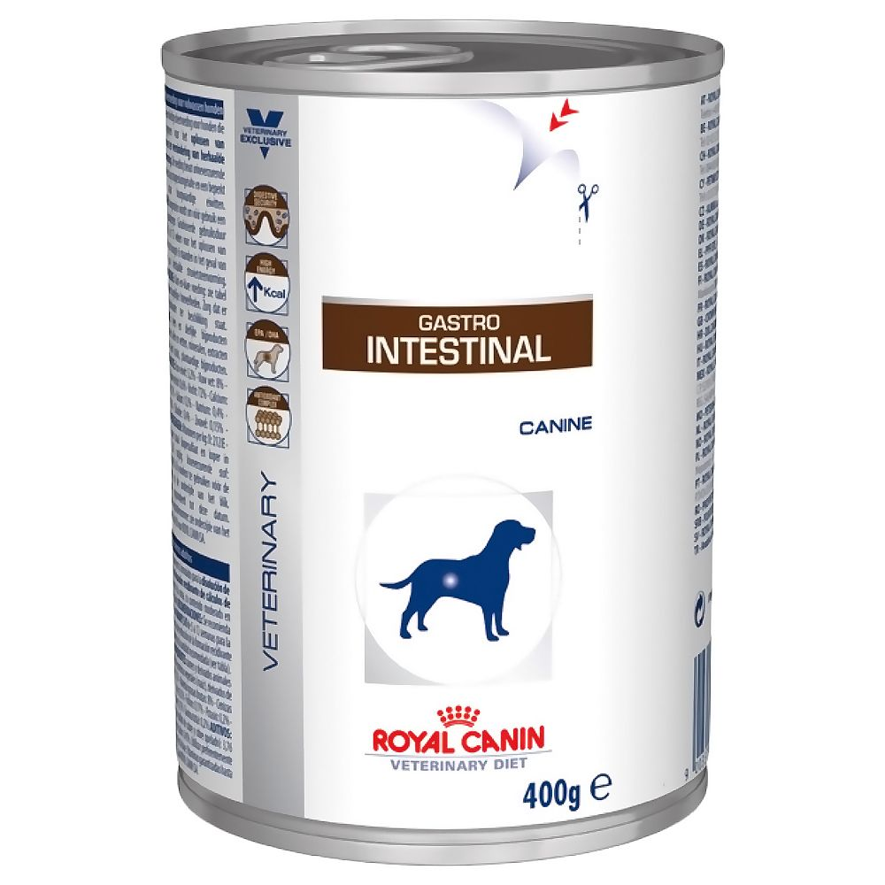 Gastro Intestinal Royal Canin Veterinary Diet Wet Dog Food
