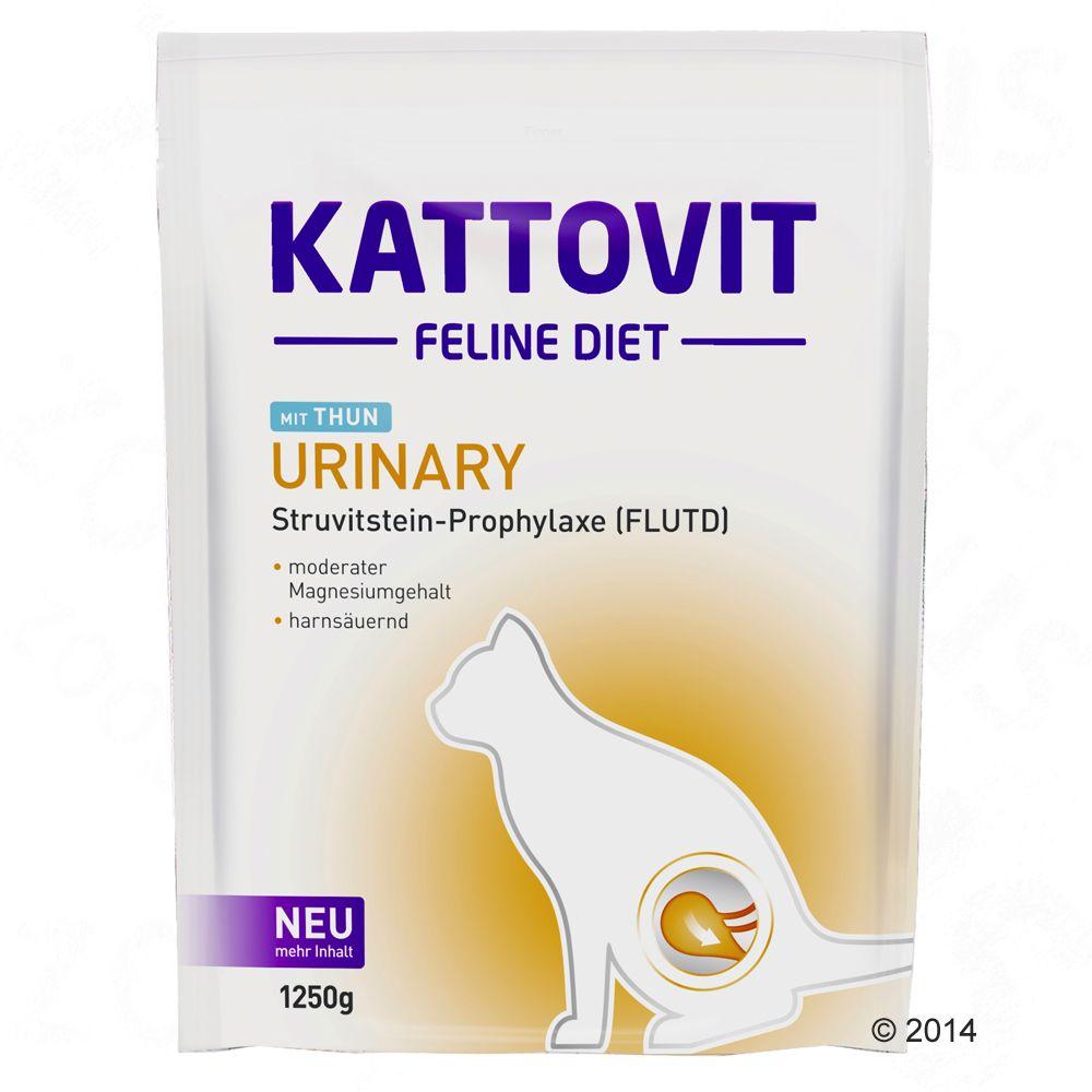 Kattovit Urinary, z tuńczykiem - 1,25 kg