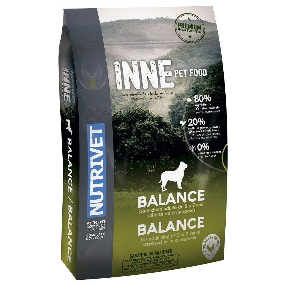 Nutrivet Inne Balance Dry Dog Food
