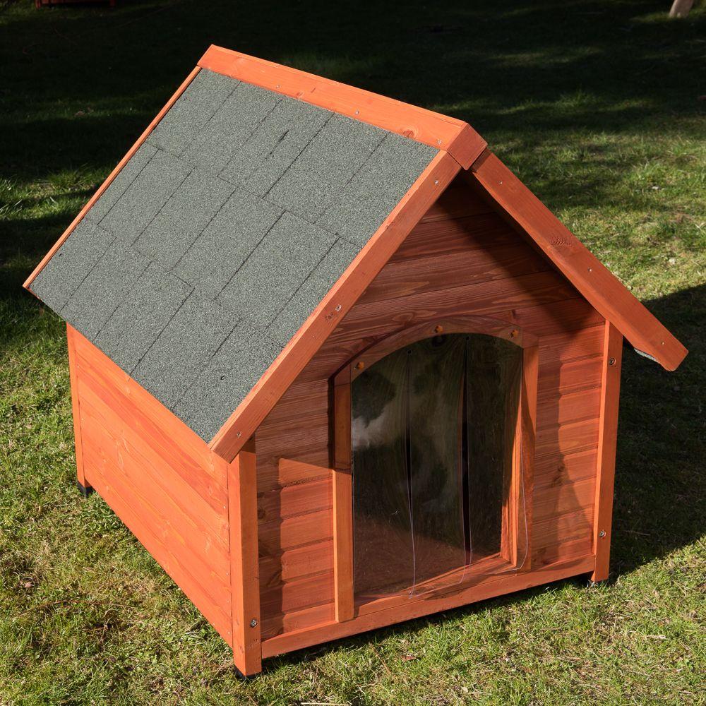 Niche Spike All Seasons Premium pour chien – taille XL : l 101,4 x P 109,5 x H 107 cm Zooplus FR
